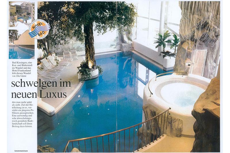 frankenland hotel bad kissingen